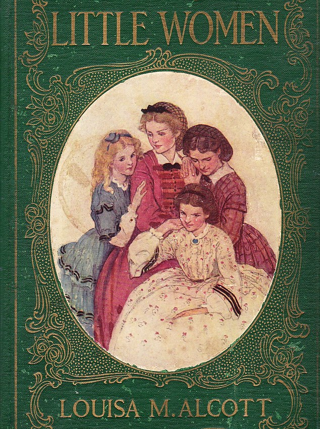 Literary classic: Little Women by Louisa M. Alcott is under development as a TV series on The CW network