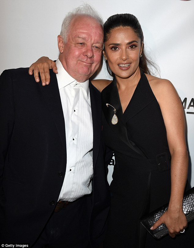 Joint project: Film maker Jim Sheridan came to the screening