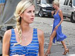 Picture Shows: Nicky Hilton  July 29, 2015    Newly married socialite Nicky Hilton spotted out and about in New York City, New York. Nicky recently returned from her honeymoon in Seychelles after marrying James Rothchild earlier this month.     Non Exclusive  UK RIGHTS ONLY    Pictures by : FameFlynet UK © 2015  Tel : +44 (0)20 3551 5049  Email : info@fameflynet.uk.com