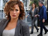 """Jennifer Lopez and Ray Liotta pictured filming scenes at the upcoming NBC's tv series """"Shades of Blue"""" set in Maspeth, Queens.\n\nPictured: Jennifer Lopez and Ray Liotta\nRef: SPL1090126  290715  \nPicture by: Jose Perez /Splash News\n\nSplash News and Pictures\nLos Angeles: 310-821-2666\nNew York: 212-619-2666\nLondon: 870-934-2666\nphotodesk@splashnews.com\n"""
