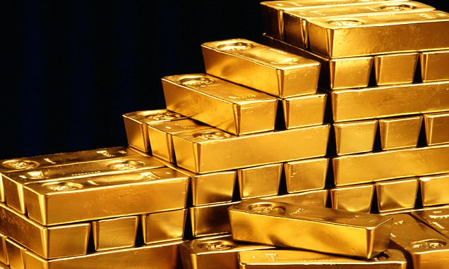 INVESTMENT CLINIC: I read that the price of gold has fallen to a five-year low, does that