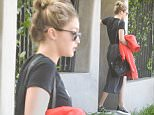 EXCLUSIVE: Gigi Hadid leaves Joe Jonas' house   Pictured: Gigi Hadid Ref: SPL1090307  290715   EXCLUSIVE Picture by: Splash News  Splash News and Pictures Los Angeles: 310-821-2666 New York: 212-619-2666 London: 870-934-2666 photodesk@splashnews.com