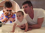 MUST BYLINE: EROTEME.CO.UK FOR UK SALES: Contact Caroline 44 207 431 1598 Celebrity social network pictures. Picture shows: Simon Cowell With his son NON-EXCLUSIVE     Friday 16th January 2015 Job: 150116UT1   London, UK EROTEME.CO.UK 44 207 431 1598 Disclaimer note of Eroteme Ltd: Eroteme Ltd does not claim copyright for this image. This image is merely a supply image and payment will be on supply/usage fee only.