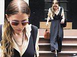 Mandatory Credit: Photo by Startraks Photo/REX Shutterstock (4916798c)\n Ashley Olsen\n Ashley Olsen out and about, New York, America - 30 Jul 2015\n Ashley Olsen Spotted Leaving her House\n