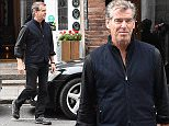 Not long after tweeting goodbye to Ireland after completing filming on the movie I.T., Pierce Brosnan seen leaving Ely Wine Bar on Ely Place, Dublin, Ireland - 29.07.15.\nFeaturing: Pierce Brosnan\nWhere: Dublin, Ireland\nWhen: 29 Jul 2015\nCredit: WENN.com\n**Not available for publication in Ireland**