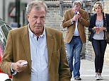 Allrounder 28/07/15. Jeremy Clarkson and Phillipa Sage spotted in South Kensington.\\nNoble Draper Pictures.\\n**BYLINE: NOBLE/DRAPER**