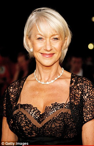 The actress wearing the dress in 2007