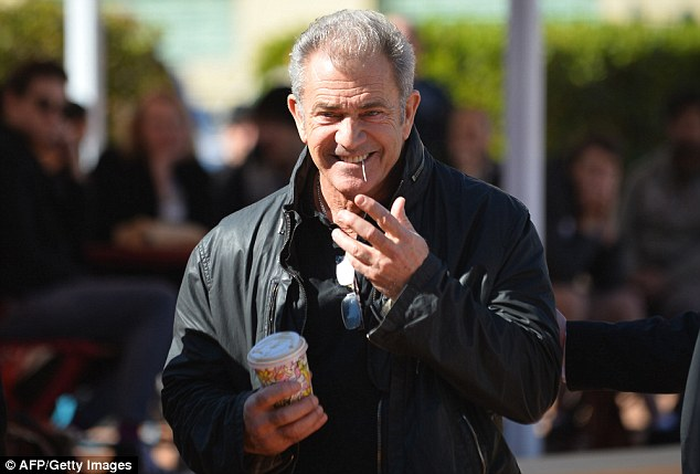 He's pleased:The thought of filming his new movie in Australia was a source of amusement for Mel Gibson at a press conference in Sydney on Thursday