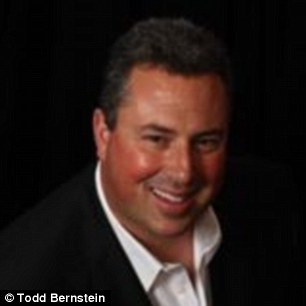 Real Estate broker Todd Bernstein worked with the couple on a handful of property deals