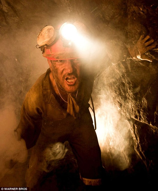 Disaster strikes! Due out in November, The 33 tells the real-life disaster story of 33 Chilean miners who were trapped 200 stories under the ground for 69 days