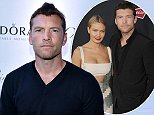 """TORONTO, ON - SEPTEMBER 08:  Actor Sam Worthington attends the """"Cake"""" cocktail reception with Jennifer Aniston presented by PANDORA Jewelry at West Bar on September 8, 2014 in Toronto, Canada.  (Photo by Alberto E. Rodriguez/Getty Images for LTLA)"""