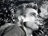 FILM. 'REBEL WITHOUT A CAUSE'.  (1956) Picture shows James Dean with Natalie Wood.  ACTORS