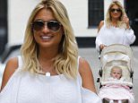 Picture Shows: Billie Faiers, Nellie Shepard  July 30, 2015    **Min £150 Web/Online Set Usage Fee**    Reality television star Billie Faiers is spotted taking her baby daughter Nellie out for a walk in Essex, England.    The mother and daughter duo, who both appear on 'The Only Way Is Essex', recently celebrated Nellie's first birthday. Billie also invited a female friend and fellow mother along for the outing, along with her friend's baby.    **Min £150 Web/Online Set Usage Fee**      Exclusive - All Round  WORLDWIDE RIGHTS    Pictures by : FameFlynet UK © 2015  Tel : +44 (0)20 3551 5049  Email : info@fameflynet.uk.com