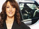 NEW YORK, NY - JUNE 16:  (EXCLUSIVE COVERAGE) Jennifer Beals visits at SiriusXM Studios on June 16, 2015 in New York City.  (Photo by Robin Marchant/Getty Images)