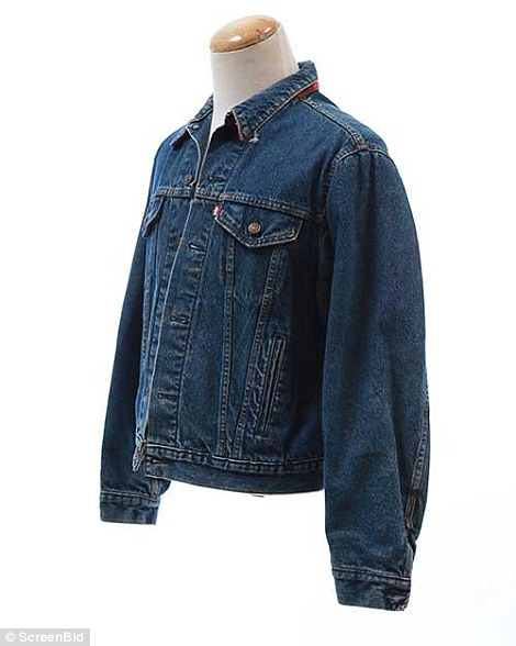 The worn-in item was a mainstay of John Hamm's wardrobe on the hit series, and is expected to well exceed its starting price