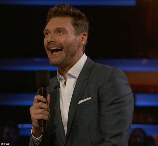 Done:Ryan Seacrest's reality TV series Knock Knock Live has been canceled after only two episodes, Variety reported on Thursday