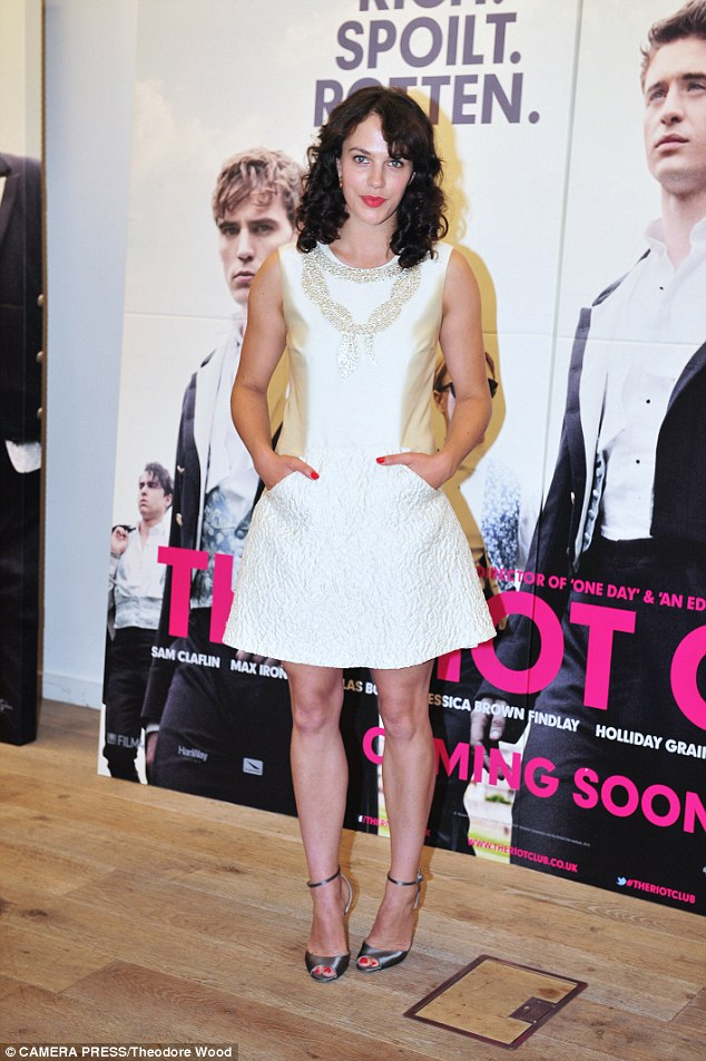 The acclaimed adaptation of Oresteia that ran at the Almeida Theatre, with Lia Williams as lethal Clytemnestra and Jessica Brown Findlay (pictured) as Electra, is transferring to the Trafalgar Studios in late August