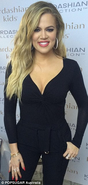 'I've lost about 35 pounds' Khloe Kardashian, pictured left in 2007, and right in 2015, opens up about her dramatic weight loss as she reveals working out 'does become addictive'