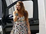 """US & UK CLIENTS MUST ONLY CREDIT KDNPIX Actress Blake Lively? filming in Barcelona the new romance-drama """"All I See Is You"""" in Barcelona ,Spain.  Ref: SPL1092034  310715   Picture by: KDNPIX  Splash News and Pictures Los Angeles: 310-821-2666 New York: 212-619-2666 London: 870-934-2666 photodesk@splashnews.com"""