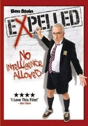 Expelled - No Intelligence Allowed DVD