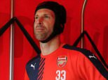 LONDON, ENGLAND - JULY 28:  Petr Cech of Arsenal during the Arsenal Training Session at Emirates Stadium on July 28, 2015 in London, England.  (Photo by David Price/Arsenal FC via Getty Images)