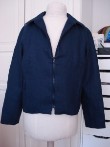 Burda 5/2009 Model 107, Blouson