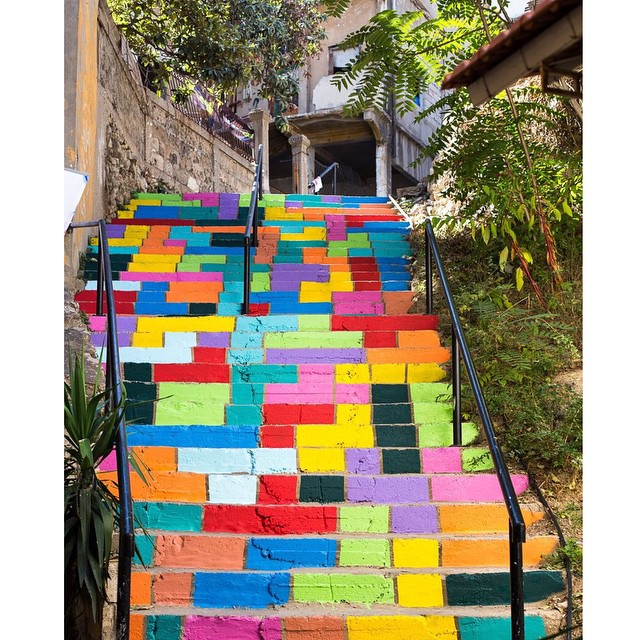 Tetris Stares By Dihzahyners in Lebanon! #lebanon #dihzahyners #tetris