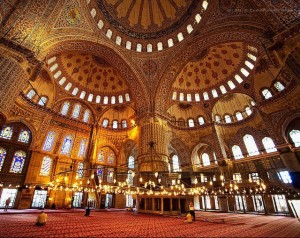 Visiter les momuments d'istanbul
