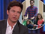 Jason Bateman Talks to Jimmy Kimmel