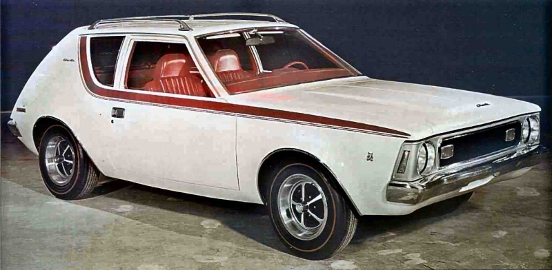 1970 Gremlin Four Seater