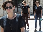 *** Fee of £150 applies for subscription clients to use images before 22.00 on 200815 ***\nEXCLUSIVE ALLROUNDERKristen Stewart enjoys a beautiful day in Los Angeles with girlfriend Alicia Cargile as the couple hit the trendy Loz Feliz area for lunch at Little Dom's\nFeaturing: Kristen Stewart, Alicia Cargile\nWhere: Los Angeles, California, United States\nWhen: 01 Aug 2015\nCredit: Cousart/JFXimages/WENN.com\n**Only available for publication in the UK and New York newspapers**