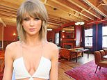 ?Aside from a few Instagram posts, Taylor Swift's New York City apartment has remained a mystery¿until now. Swift purchased the $20 million Tribeca penthouse in 2014, but Street Easy only just released photos from inside the 8,300 square-foot apartment. The country-inspired 7 bedroom, 5.5 bathroom space boasts wooden floors, wide-beam ceilings and a marble kitchen ideal for baking parties with the girl squad, of course.\nIn homage to her Nashville roots, the 1989 singer's pad has some serious rustic vibes¿bringing the comfort of southern living into the big city. The penthouse's wooden floors and motifs are complemented by rich crimson walls and a cascading staircase that would be equally at home in a Victorian mansion. Plus, a large living room and fireplace area equipped with several couches and a seating space is ideal for all those star-studded parties the singer is known to host. Take a look inside below: \n\nhttp://www.harpersbazaar.com/culture/interiors-entertaining/news/a11661