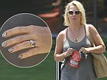 Picture Shows: Jennie Garth  July 30, 2015\n **MINIMUM WEB USAGE £150**\n \n Actress Jennie Garth spotted out at Ocean Park in Santa Monica, California. Jennie and fiance Dave Abrams married earlier this month on July 11.\n \n **MINIMUM WEB USAGE £150**\n \n Exclusive ALL ROUND\n UK RIGHTS ONLY\n \n Pictures by : FameFlynet UK © 2015\n Tel : +44 (0)20 3551 5049\n Email : info@fameflynet.uk.com