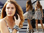 """US & UK CLIENTS MUST ONLY CREDIT KDNPIX\nActress Blake Lively¿ filming in Barcelona the new romance-drama """"All I See Is You"""" in Barcelona ,Spain.\n\nRef: SPL1092034  310715  \nPicture by: KDNPIX\n\nSplash News and Pictures\nLos Angeles: 310-821-2666\nNew York: 212-619-2666\nLondon: 870-934-2666\nphotodesk@splashnews.com\n"""