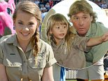 Bindi Irwin joined in the fun at her 17th Birthday 'Luau'!