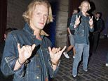 Cody Simpson enjoyed dinner at 'SAKE' in the Rocks.\n\nPictured: CODY SIMPSON\nRef: SPL1092736  020815  \nPicture by: Mad Max Pepito / Splash News\n\nSplash News and Pictures\nLos Angeles: 310-821-2666\nNew York: 212-619-2666\nLondon: 870-934-2666\nphotodesk@splashnews.com\n
