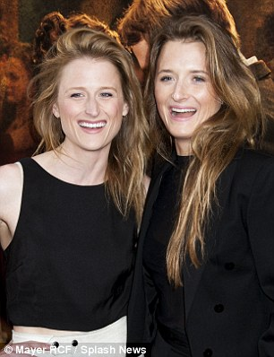 Marnie and Grace Gummer