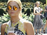 """Picture Shows: Ashley Benson  August 01, 2015\n \n Ashley Benson spotted out shopping with a friend in West Hollywood, California. The """"Pretty Little Liars"""" star looked cute and casual in a print cropped top, striped midi skirt, and lace up sandals.\n \n Exclusive All Rounder\n UK RIGHTS ONLY\n \n Pictures by : FameFlynet UK © 2015\n Tel : +44 (0)20 3551 5049\n Email : info@fameflynet.uk.com"""