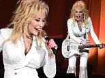 NASHVILLE, TN - JULY 31:  Dolly Parton: Pure & Simple 7th Annual Gift Of Music. Night one of two sold out shows at The Ryman Auditorium on July 31, 2015 in Nashville, Tennessee.  (Photo by Rick Diamond/Getty Images)
