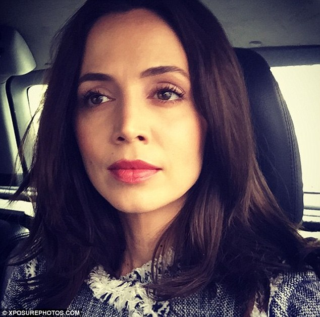 Home away from home no more! Eliza Dushku claimed on Twitter on Friday that she was moved from her hotel room to accommodate for One Direction