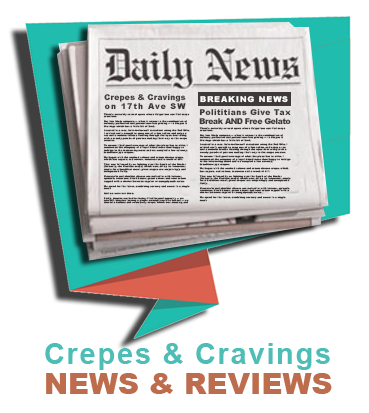 Crepes & Cravings Reviews