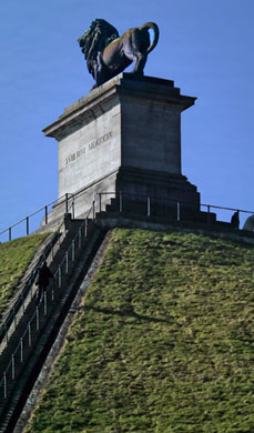 The Battle of Waterloo - Lion's Mound