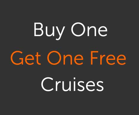 Buy One Get One Free Cruises