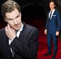 The march of the 'Cumberbitches': Barbican theatre putting on extra security 'to cope with the popularity' of Benedict as he prepares to make return as Hamlet
