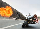 No Merchandising. Editorial Use Only. No Book Cover Usage.. Mandatory Credit: Photo by Everett/REX Shutterstock (4916125af).. Mission: Impossible - Rogue Nation, Tom Cruise,.. 'Mission: Impossible - Rogue Nation' - 2015.. ..