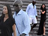 29.JULY.2015 - POSITANO - ITALY\\n*EXCLUSIVE ALL ROUND PICTURES - STRICTLY FOR UK NEWSPAPERS ONLY * STRICTLY NO ONLINE USAGE UNTIL 3PM SUNDAY AUGUST 2nd, 2015 - MUST CALL FOR PRICING\\n*AVAILABLE FOR UK USA GERMANY AND AUSTRALIA ONLY*\\nEXCLUSIVE - SEAL AND ERICA PACKER ARE AN ITEM!!  THE PAIR SEEMED VERY MUCH IN LOVE AS THEY WERE JOINED BY FRIENDS AND FAMILY IN BEAUTIFUL POSITANO, ITALY\\nBYLINE MUST READ : XPOSUREPHOTOS.COM\\n***UK CLIENTS - PICTURES CONTAINING CHILDREN PLEASE PIXELATE FACE PRIOR TO PUBLICATION ***\\n**UK CLIENTS MUST CALL PRIOR TO TV OR ONLINE USAGE PLEASE TELEPHONE 0208 344 2007**