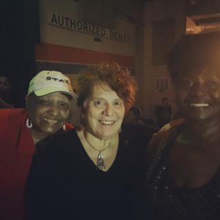 And to top it off...a trifecta of powerful women danced the night away with us for my 40th bday. (left to right) Joyce Cobb, Judy Peiser, and my mommy Daisy Clayburn! God is good and all three are my 'mommies' and queens! #hopeclayburn #joycecobb #hopebday #hitone