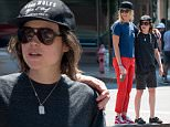 Ellen Page and her girlfriend go for a walk in the East Village, New York City.\n\nPictured: Ellen Page\nRef: SPL1090408  030815  \nPicture by: Splash News\n\nSplash News and Pictures\nLos Angeles: 310-821-2666\nNew York: 212-619-2666\nLondon: 870-934-2666\nphotodesk@splashnews.com\n