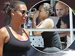 EXCLUSIVE. Coleman-Rayner. Los Angeles, CA, USA.\nAugust 01, 2015\nFormer Spice Girl Mel B is seen enjoying an afternoon beer as she puts on a united front with her controversial husband Stephen Belafonte during lunch at Mel's Diner in West Hollywood. The America's Got Talent judge and her husband were accompanied by daughters, Madison Belafonte, and Angel Murphy, whose father is comedian Eddie Murphy.\nCREDIT LINE MUST READ: Anthony Taafe/Coleman-Rayner\nTel US (001) 310-4744343- office \nTel US (001) 323 5457584 - cell\nwww.coleman-rayner.com