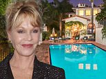 Melanie Griffith's rental pad